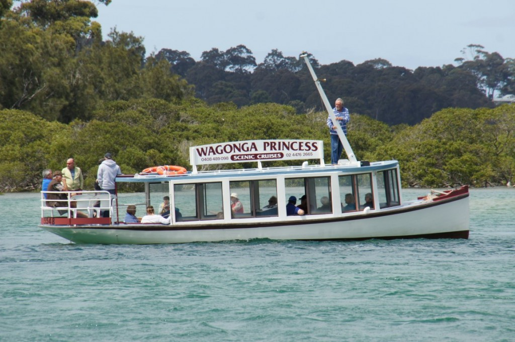 Wagonga Princess